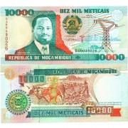 Мозамбик бона 10 000 метикал 1991