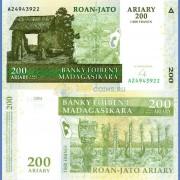Мадагаскар бона 200 ариари 2004