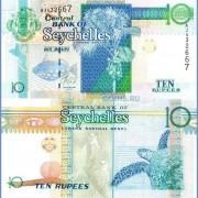 Сейшельские острова Сейшелы 10 рупий 2013