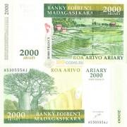 Мадагаскар бона 2000 ариари 2003