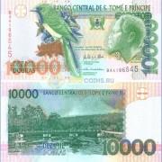 Сан-Томе и Принсипи Бона 10000 добра 2013