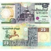 Египет бона 20 фунтов 2016