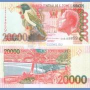 Сан-Томе и Принсипи Бона 20000 добра 2013