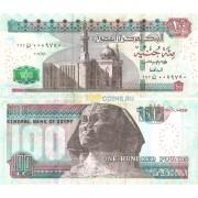 Египет бона 100 фунтов 2016
