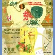 Мадагаскар бона 2000 ариари 2017