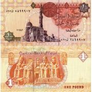 Египет бона 1 фунт 2006