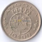 Ангола 1969 10 эскудо