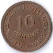 Ангола 1948 10 сентаво