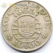 Мозамбик 1974 10 эскудо