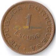 Мозамбик 1968 1 эскудо