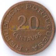 Мозамбик 1950 20 сентаво