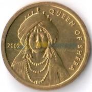 Сомали 2002 100 шиллингов Царица Савская