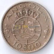 Ангола 1970 10 эскудо