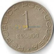 Мозамбик 1936 1 эскудо
