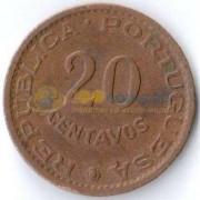 Мозамбик 1961 20 сентаво