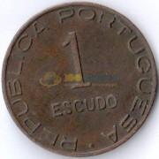 Мозамбик 1945 1 эскудо