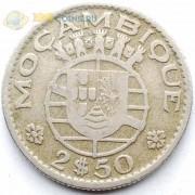 Мозамбик 1955 2,5 эскудо