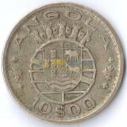 Ангола 1952 10 эскудо