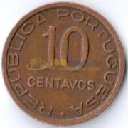 Мозамбик 1936 10 сентаво