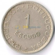 Мозамбик 1950 1 эскудо