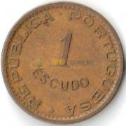 Мозамбик 1974 1 эскудо