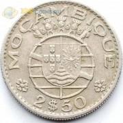 Мозамбик 1965 2,5 эскудо