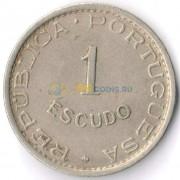 Мозамбик 1951 1 эскудо