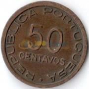 Мозамбик 1945 50 сентаво