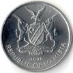 Намибия 2000 5 центов Ставрида ФАО