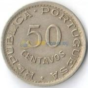 Мозамбик 1950 50 сентаво