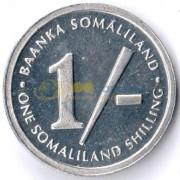 Сомалиленд 1994 1 шиллинг птица