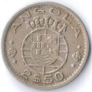 Ангола 1956 2,5 эскудо