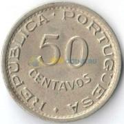 Мозамбик 1951 50 сентаво