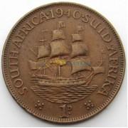 ЮАР 1940 1 пенни