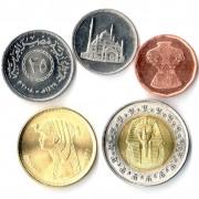Египет 2008-2010 Набор 5 монет
