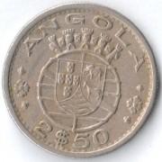 Ангола 1967 2,5 эскудо