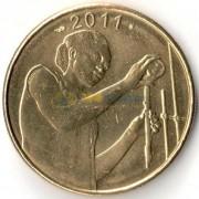 Западная Африка 2011 25 франков ФАО