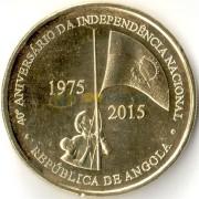 Ангола 2015 100 кванза 40 лет независимости