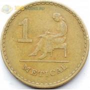 Мозамбик 1980 1 метикал