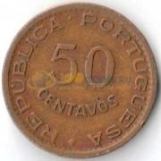 Мозамбик 1957 50 сентаво