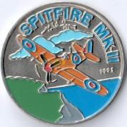 Западная Сахара 1995 100 песет Спитфайр MK II