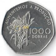 Сан-Томе и Принсипи 1997 1000 добра