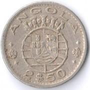 Ангола 1969 2,5 эскудо