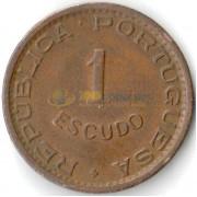 Мозамбик 1965 1 эскудо