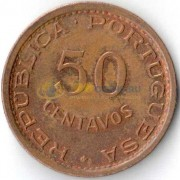 Мозамбик 1973 50 сентаво