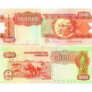 Ангола бона (134) 500000 кванза 1991