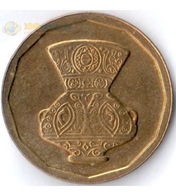 Египет 1992 5 пиастров Ваза