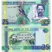 Гамбия бона (027) 25 даласи 2006 пчелоед