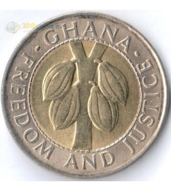 Гана 1999 100 седи Какао бобы