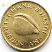 Гана 1984 1 седи Моллюск